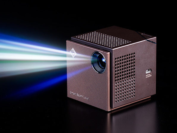 UO Smart Beam Laser HD Projector with Accessory Set