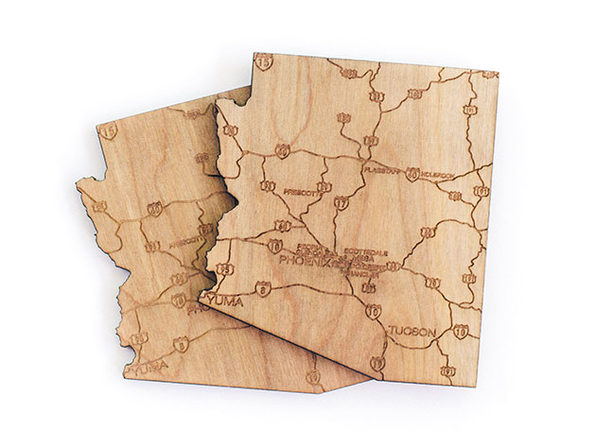 Arizona Coasters: 2-Pack