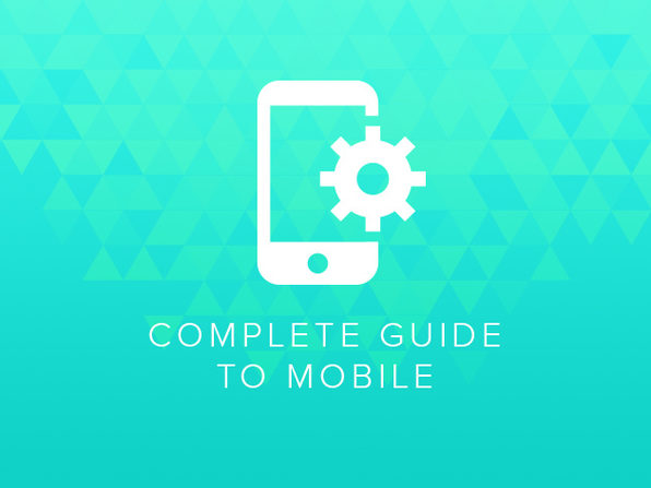 Mobile User Experience: The Complete Guide to Mobile - Product Image