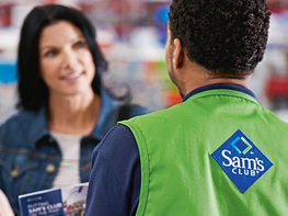 1-Year Sam's Club Membership + $45 eGift Card