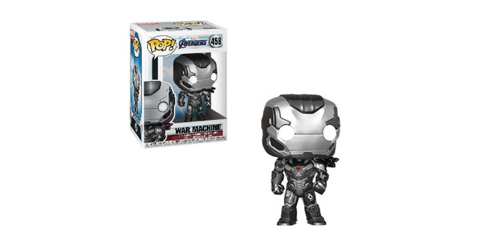 War Machine Funko POP – Avengers Endgame In Stock, on sale for $16.09 (9% off)