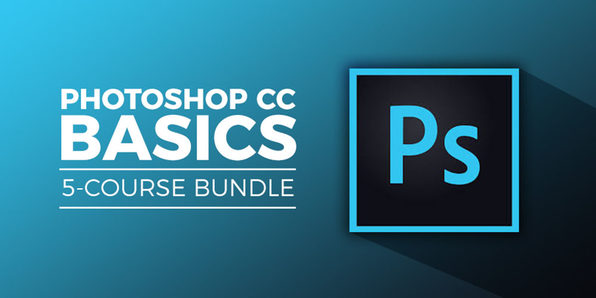 The Essential Adobe Photoshop CC Bundle: Beginners - Product Image