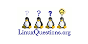 LinuxQuestions.org logo