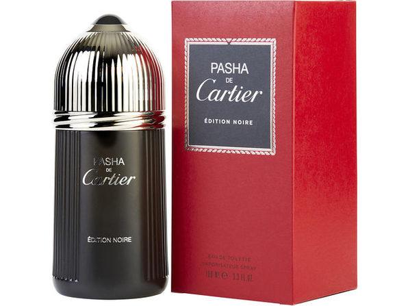 Pasha De Cartier Edition Noire By Cartier Edt Spray 3.3 Oz For Men (Package Of 5) - Product Image
