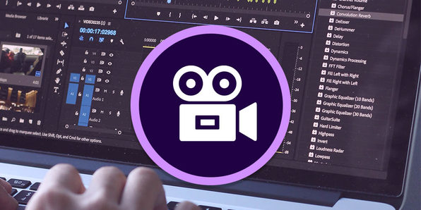Video Editing For Beginners using Adobe Premiere Pro CC - Product Image