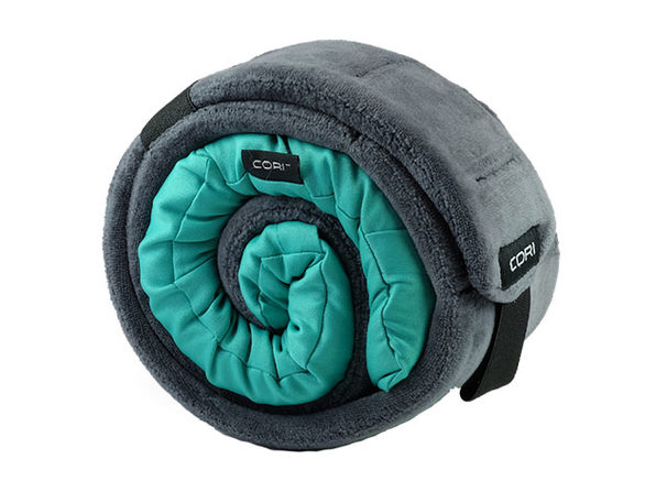 CORI Travel Pillow (Aquamarine)
