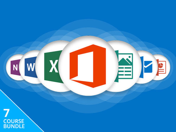 Pay What You Want: The Complete Microsoft Office Bundle
