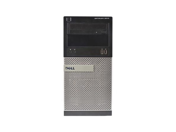 Dell OptiPlex 3010 Tower PC, 3.2GHz Intel i5 Quad Core, 16GB RAM, 1TB SSD, Windows 10 Professional 64 bit (Renewed)