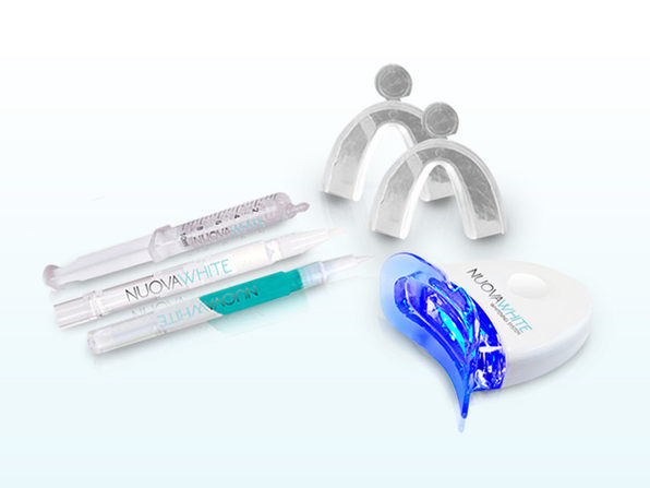 NUOVAWHITE™ Professional Teeth Whitening System - Product Image