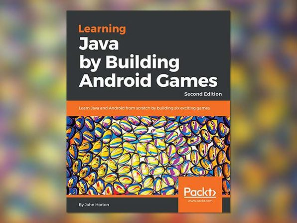 Learning Java by Building Android Games - Product Image
