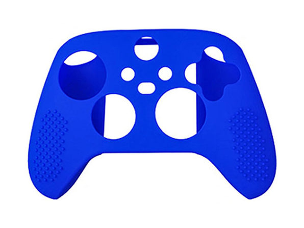 Xbox Series X Silicone Controller Cover Blue - Product Image