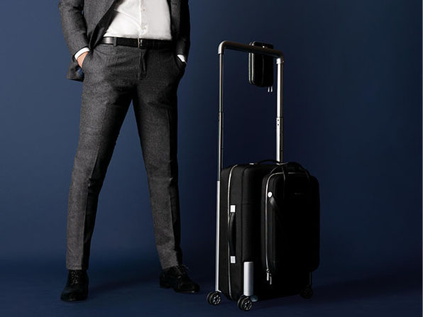 Avant Modular 4-Wheel Carry-On Luggage