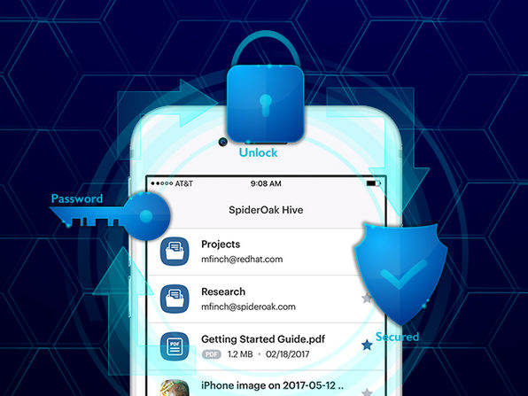 SpiderOak ONE 2TB Cloud Storage Discount Coupon 1-Yr Subscription