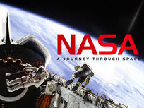 NASA A Journey Through Space: Complete DocuSeries - Product Image