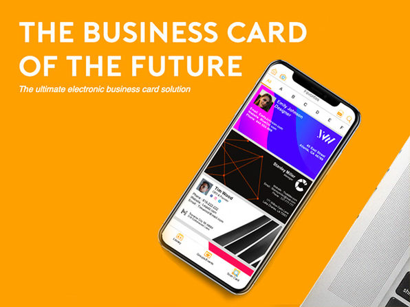 L-Card Pro Digital Business Card App: 1-Yr Subscription