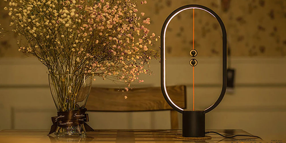 The Original Heng Balance Lamp, on sale for $55.99 (13% off)