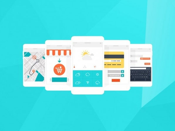 Mobile UI and UX Design