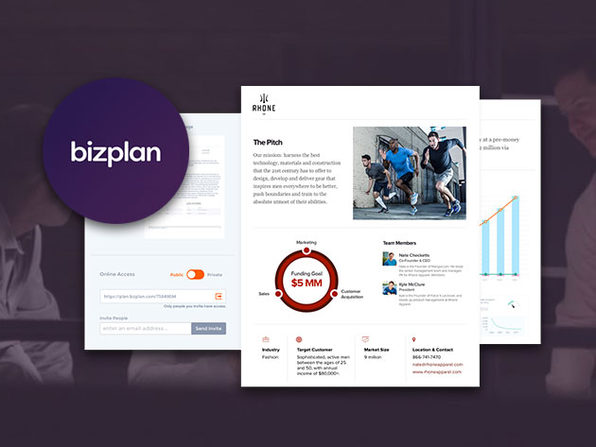 Bizplan Premium: 3-Yr Subscription