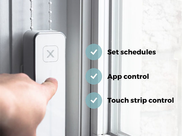 AXIS Gear: Smart Blinds Controller