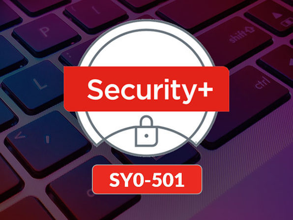 The Total CompTIA Security+ Certification SY0-501 Prep Course