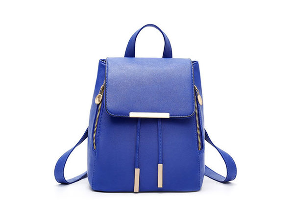 Katalina Convertible Backpack-  Dark Blue - Product Image