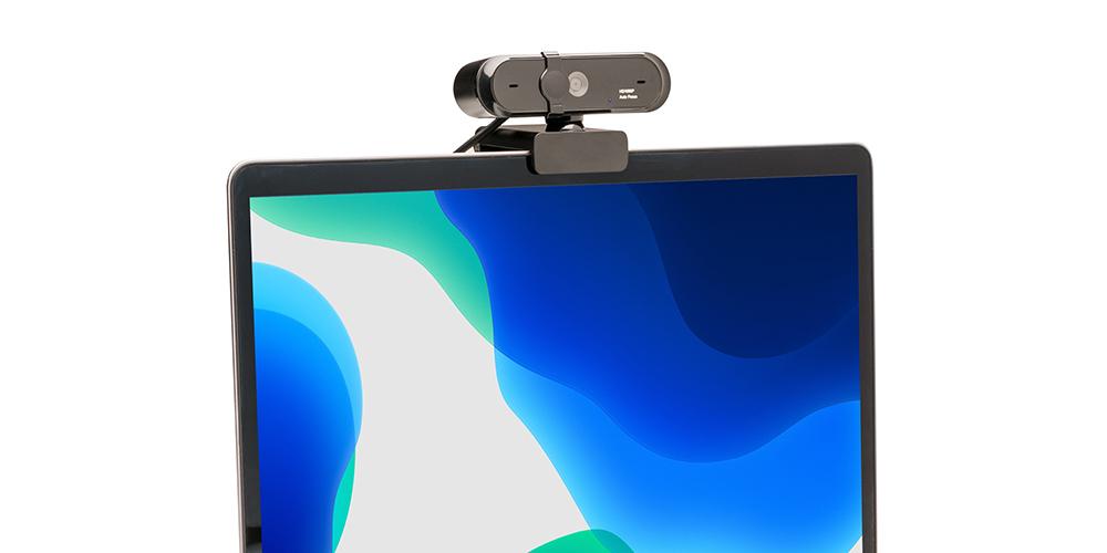EssentialTech Workspace HD Webcam