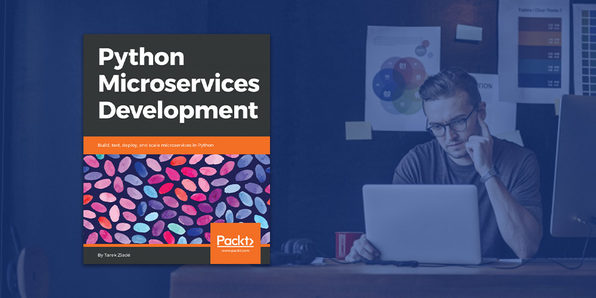 Python Microservices Development - Product Image