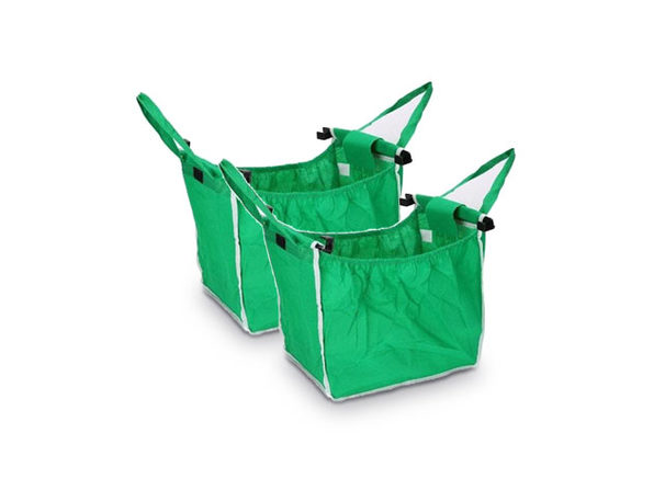 Shopping Cart Grab Bag: 2-Pack