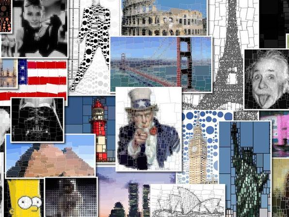 cf/x Mosaic - Product Image