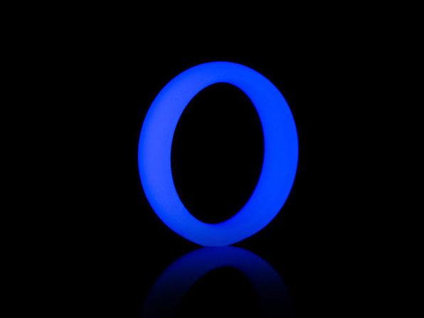 Halo Ring - Blue Glow - Product Image
