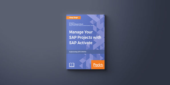 Manage Your SAP Projects with SAP Activate - Product Image