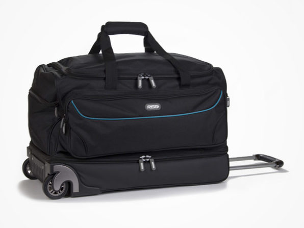 Rise Gear Roller Travel Bag (Blue)