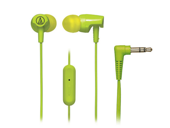 SonicFuel® In-Ear Headphones: 2-Pack