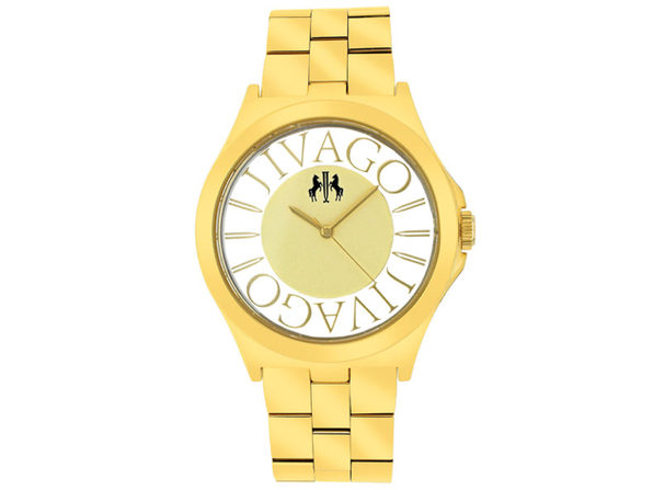 Jivago Women's Fun Gold tone Dial Watch - JV8414
