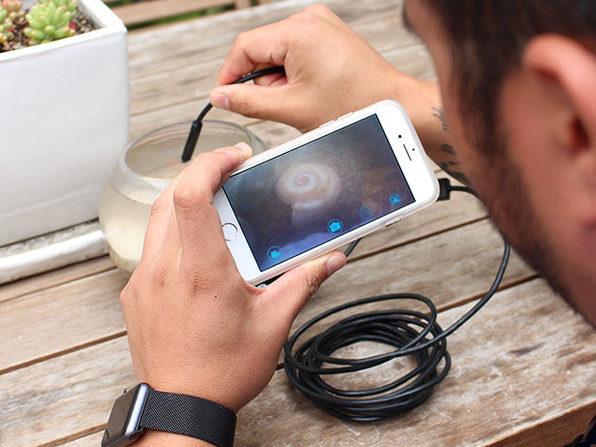 WiFi HD Waterproof Endoscopic Camera