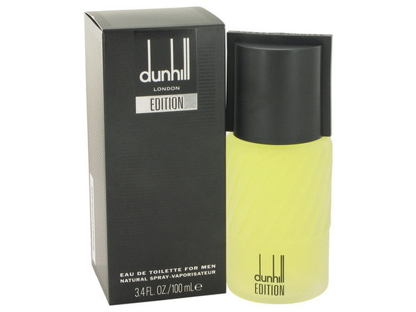DUNHILL Edition by Alfred Dunhill Eau De Toilette Spray 3.4 oz for Men (Package of 2)
