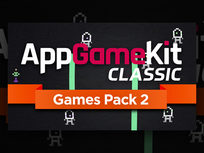 AppGameKit: Games Pack 2 - Product Image