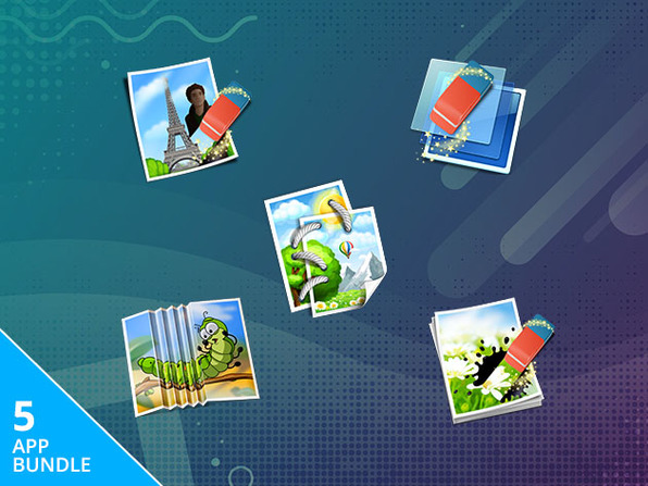 InPaint Photo Editing App Bundle for Mac & Windows
