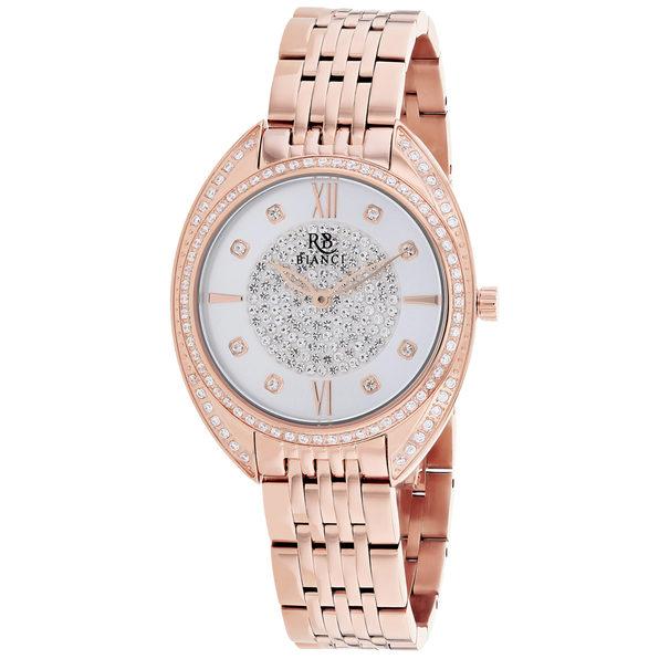 Roberto Bianci Women's Aveta Silver Dial Watch - RB0211