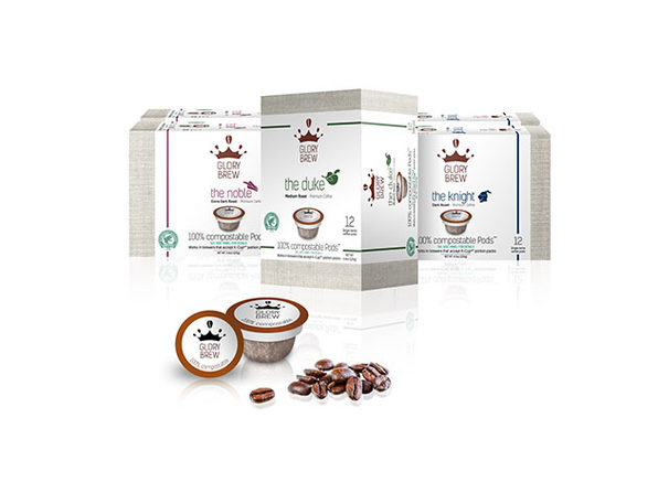 Glorybrew 72 K-Cup Coffee Pod Bundle