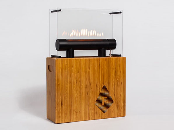 Fireside Audiobox Bluetooth Speaker