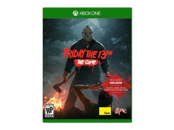 Friday The 13th: The Game, Xbox One Edition