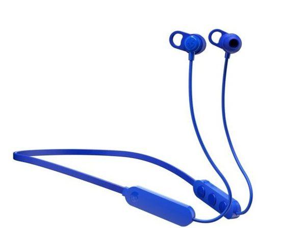 Skullcandy Jib™+ Wireless Earbuds (Blue)