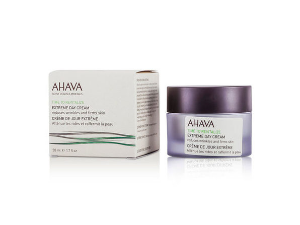 Ahava by Ahava Time To Revitalize Extreme Day Cream --50ml/1.7oz for WOMEN ---(Package Of 2) - Product Image