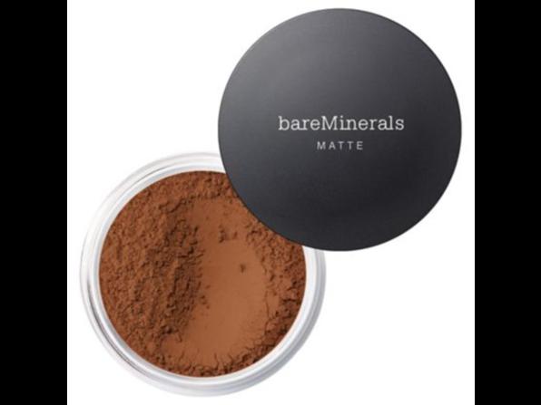 bareMinerals Loose Powder Matte Foundation SPF 15 - Warm Deep 27 (0.21oz)