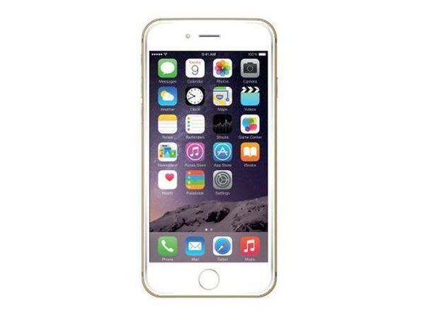 Apple iPhone 6s Unlocked 16GB Gold (Grade C) - Product Image
