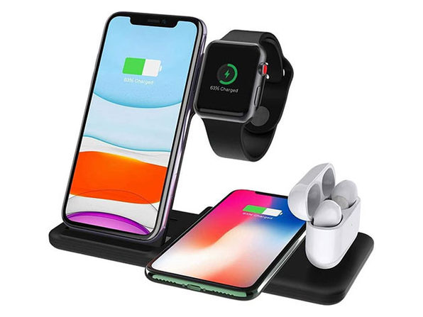 4-in-1 Wireless Charging Station