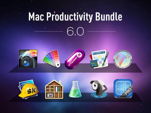 The Mac Productivity Bundle 6.0 - Product Image