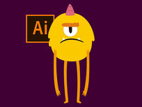 Character Design For Animation in Illustrator - Product Image