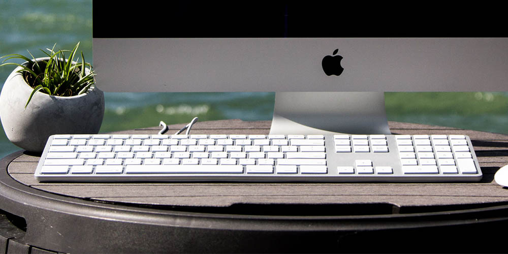 Matias Backlit Wireless Aluminum Keyboard for Mac on sale for $113 when you use code MATIAS26 at checkout